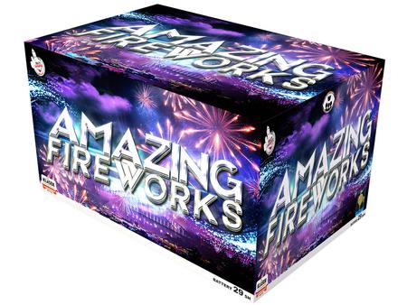 """Amazing Fireworks C293MA - 29 strzałów 1.2"""""""