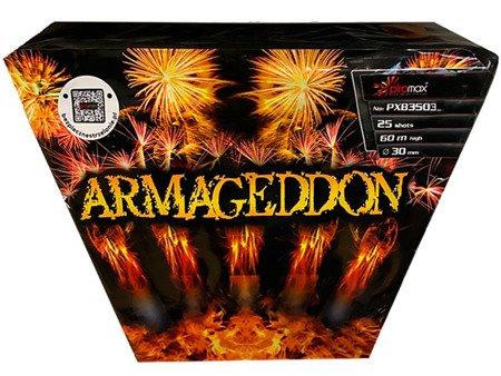 """Armageddon PXB3503 - 25 strzałów 1.2"""""""