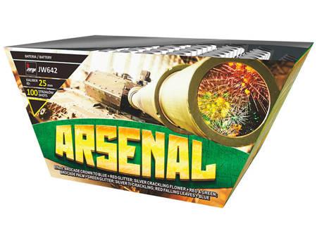 """Arsenal JW642 - 100 strzałów 1"""""""