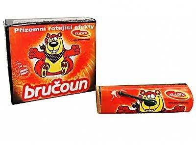 Bączki Bručoun DP1B - 3 sztuki