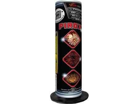 """Bateria rzymskich ognii """"PIROX"""" PXO206 - 100 strzałów"""