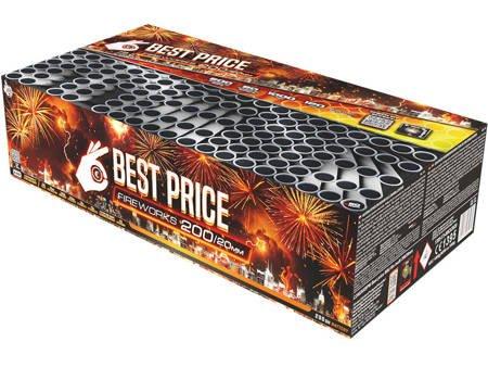 """Best Price Wild Fire C20020XBPW - 200 strzałów 0.8"""""""