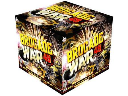 "Brocade War 49 C493BW - 49 strzałów 1.2"""