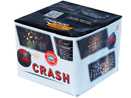 "CRASH PXB2120 - 36 strzałów 0.6"""