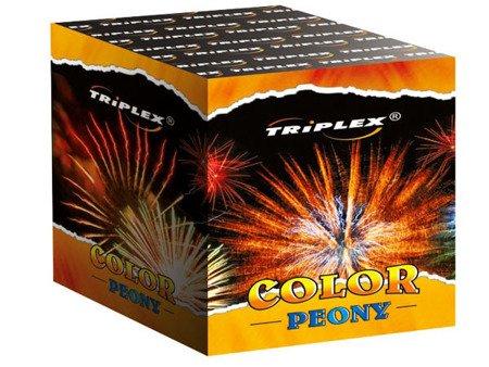 """Color Peony TXB644 - 25 strzałów 0.8"""""""