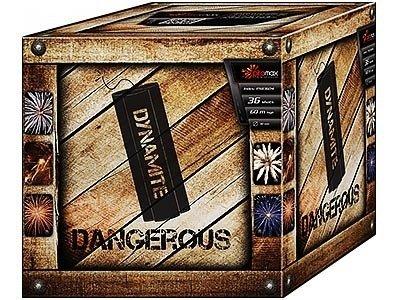 """Dangerous PXB3604 - 36 strzałów 1.2"""""""