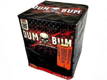 """DumBum C1620DU - 16 strzałów 0.8"""""""