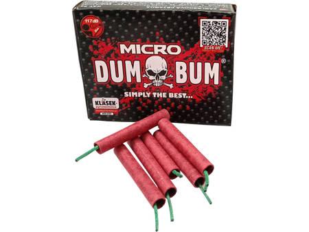 Dumbum Micro P2D - 25 sztuk