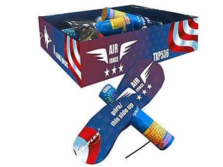 Duże Latające Motyle Air Force TXP536 - 4 sztuki