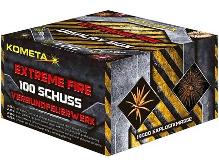 """Extreme Fire C7228 - 100 strzałów 1.2"""""""