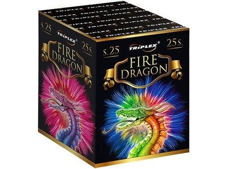 """Fire Dragon TXB027- 25 strzałów 1.2"""""""