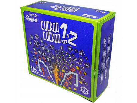 Fontanna Cuckoo Mix FF-CC3-AB - 4 sztuki