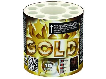 """GOLD 04142 - 10 strzałów 0.8"""""""
