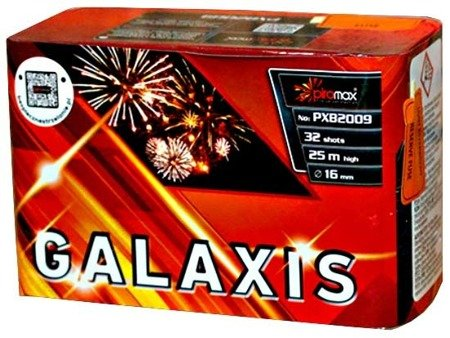 """Galaxis PXB2009 - 32 strzały 0.6"""""""
