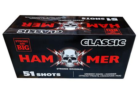 """HAMMER CLASSIC HAM51-01I - 51 strzałów 1.2"""""""