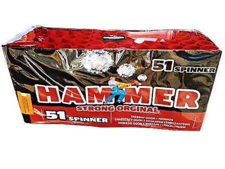 "Hammer HAM51-02 SPINNER - 51 strzałów 1.2"""