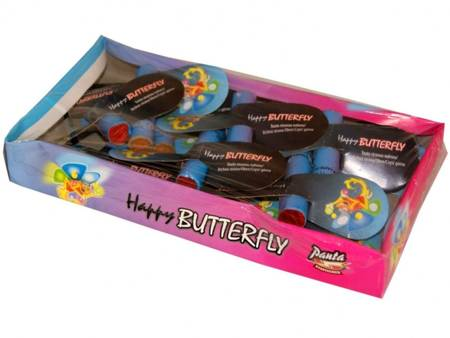 Happy Butterfly PPT1260 - 12 sztuk