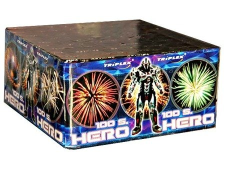 """Hero TXB745 - 100 strzałów 0.8"""""""