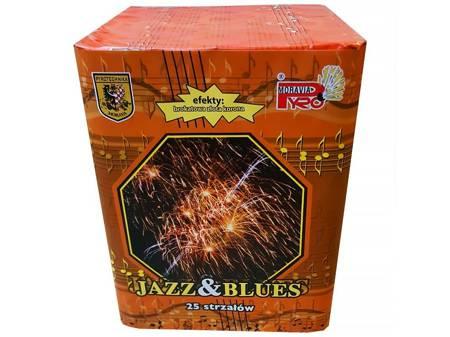 """Jazz & Blues PM2331A - 25 strzałów 1.2"""""""