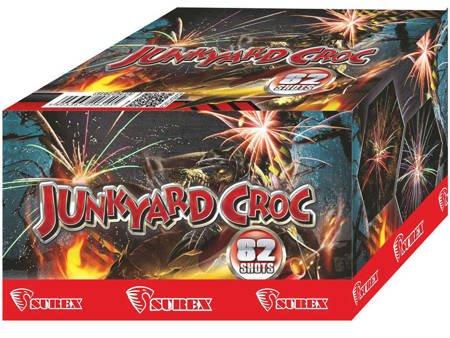 """Junkyard Croc SFC2062H01 - 62 strzałów 0.8""""/1"""""""
