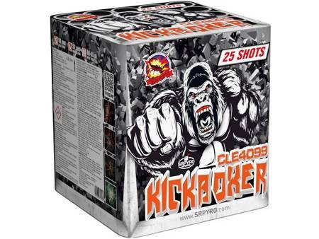 """Kickboxer CLE4099 - 25 strzałów 2"""""""