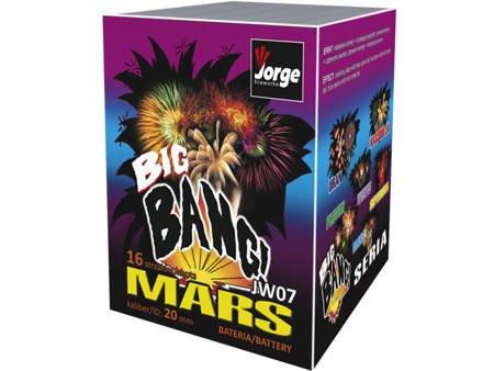 """Mars JW07 - 16 strzałów 0.8"""""""