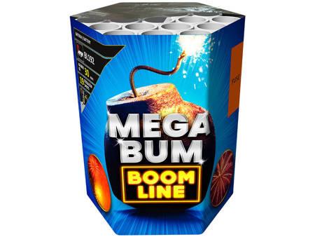 "Mega Bum BL192 - 19 strzałów 1.2"""
