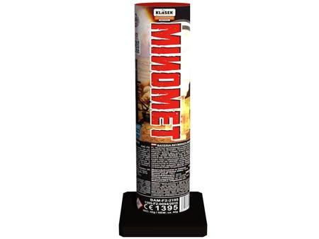 Minomet R100M - 100 strzałów