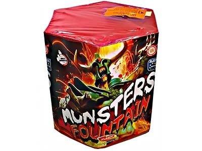 Monsters Fountain F11M - 100 sekund