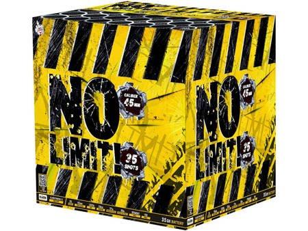"""NO Limit C3545NO - 35 strzałów 45mm 1.8"""""""