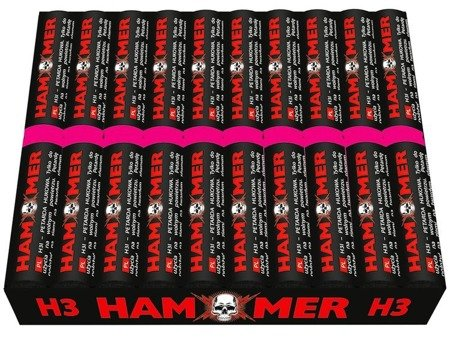 Petardy hukowe Hammer H3I - 20 sztuk
