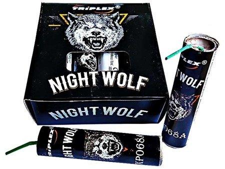 Petardy hukowe Night Wolf TXP068A - 10 sztuk