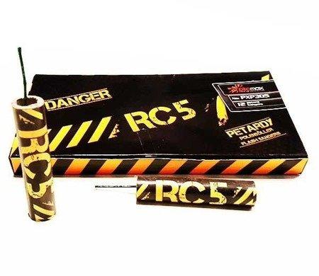 Petardy lontowe RC5 PXP305 - 12 sztuk