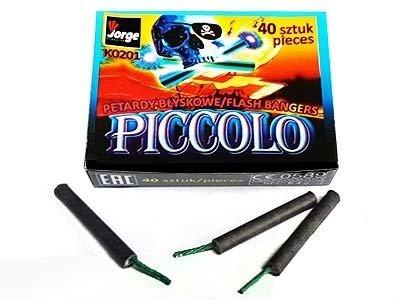 Piccolo Korsarz JORGE K0201 - 40 sztuk