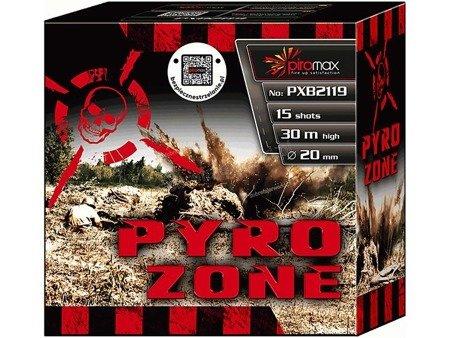 """Pyro Zone PXB2119 - 15 strzałów 0.8"""""""