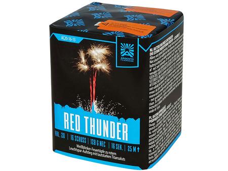 """Red Thunder AC20-16-13 - 16 strzałów 0.8"""""""