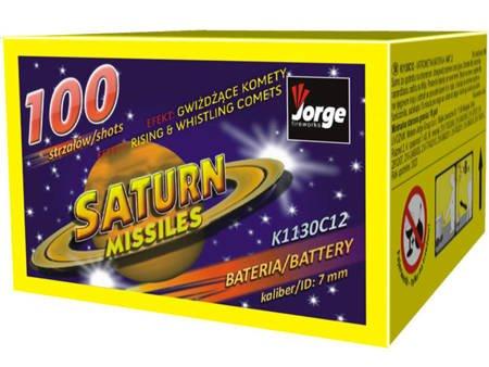Saturn Missiles K1130C12 - 100 strzałów
