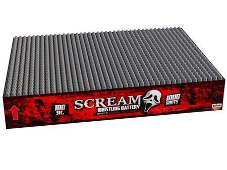 Scream C100008R - 1000 katiuszy (Raketomet 1000ran)