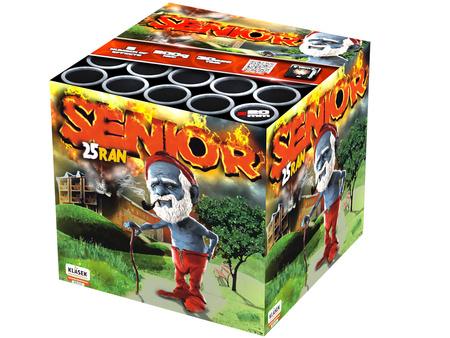 """Senior C2520SE14 - 25 strzałów 0.8"""""""