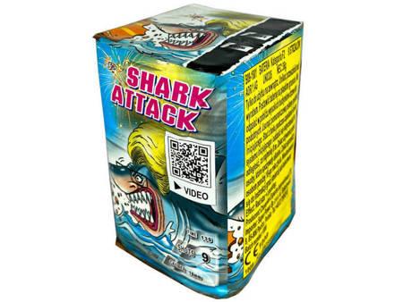 """Shark Attack B09-1801 - 9 strzałów 0.8"""""""