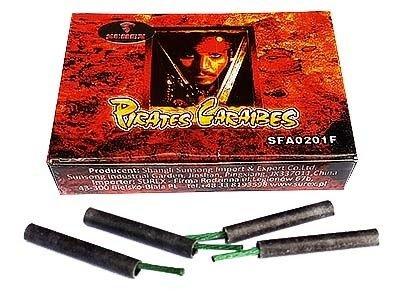 Small Pirates Caraibes SFA0201F - 600 sztuk!