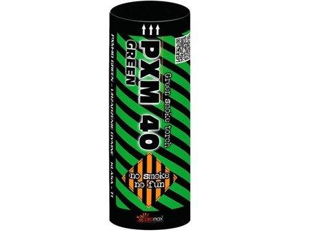 Świeca dymna PXM40 - zielona (JFS-2)