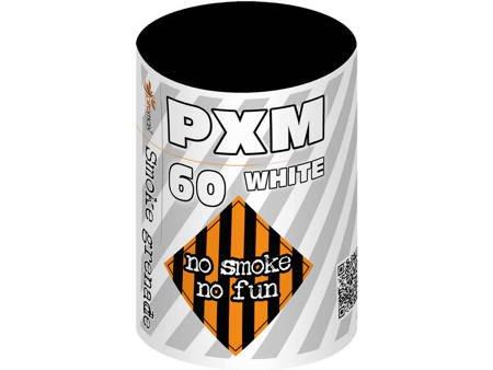 Świeca dymna PXM60 WHITE - biały dym