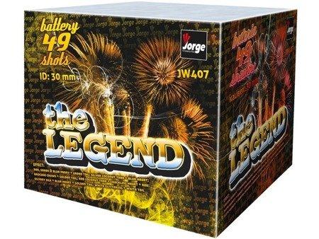 """The Legend JW407 - 49 strzałów 1.2"""""""