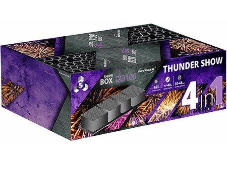 """Thunder Show TXB100 - 163 strzały 1.2""""-2"""""""