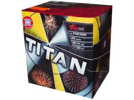"""Titan PXB3921 - 20 strzałów 2"""""""