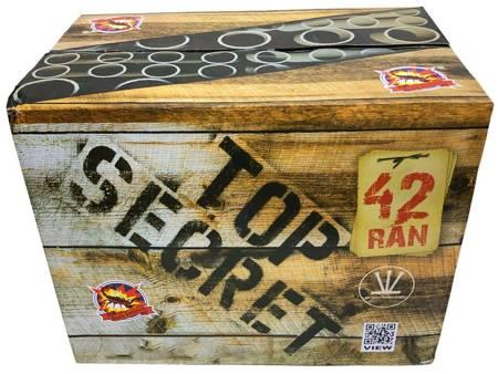 """Top Secret CLE4123 - 42 strzałów 1.2""""/2"""""""