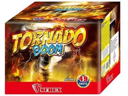 """Tornado Bomb SFC15491 - 49 strzałów 1"""""""