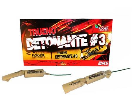 Trueno Detonante 3 SP03 - 10 sztuk