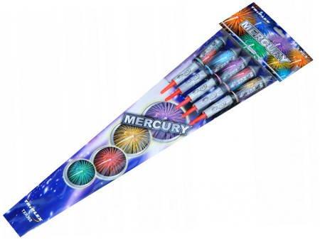Zestaw Rakiet Mercury TXR368 - 5 sztuk